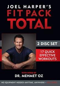 Home/Travel Workout DVDs - Joel Harper