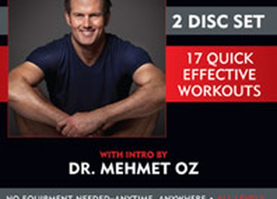 Home/Travel Workout DVDs - Joel Harper