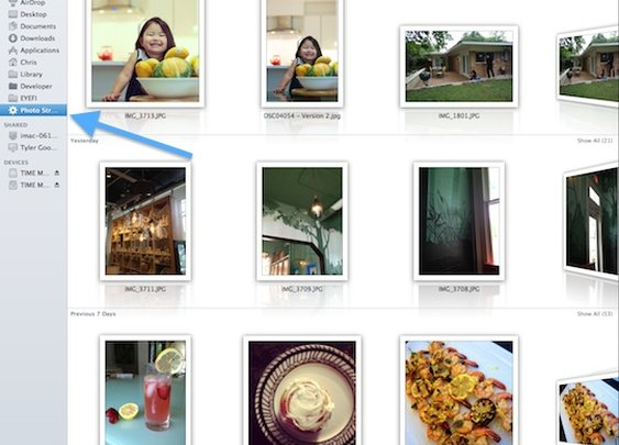 Step by Step:  How To Add Photo Stream to Your Mac Sidebar  | Apartment Therapy