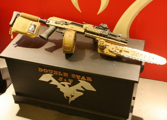 Ultimate Zombie Gun - Doublestar AK-47 | HausofGuns.com | Gun and Gear Reviews, Hunting and Outdoor Products, Video
