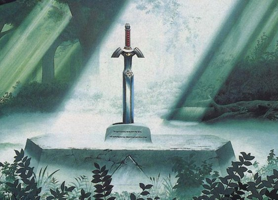 #1: The Master Sword (Legend of Zelda) - IGN's Top 100 Video Game Weapons - Zelda: Skyward Sword (Wii) - IGN Video