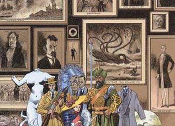 The League of Extraordinary Gentlemen (America's Best Comics comic book) - 2 issues