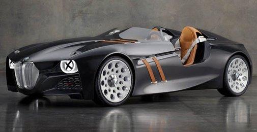 BMW 328 Hommage | Gentleman's Gadgets
