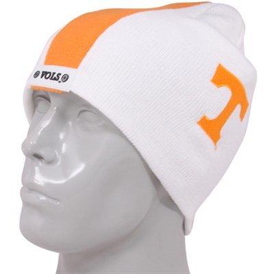 Tennessee Volunteers White Original Helmet Beanie