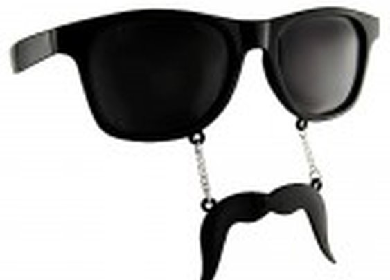 Sun-Staches, The Original Mustache Sunglasses