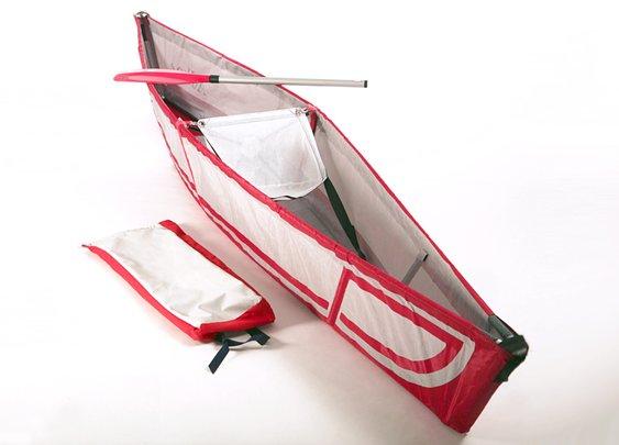adhoc folding canoe
