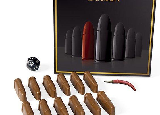 Bite the Bullet Chocolates | GeekAlerts