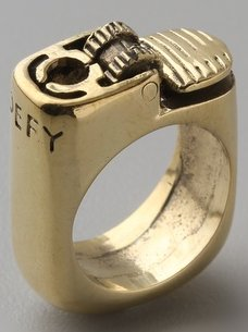 Monserat De Lucca Lighter Ring (probably sold out)