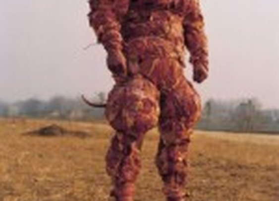 Yes, it Exists: The Bacon Armor