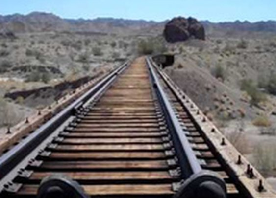 Turning Abandoned Railroad Tracks Into A Drinker's Paradise