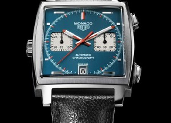 TAG Heuer Pays Homage to Steve McQueen with the Monaco Watch