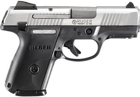Ruger® SR9c™ Compact Centerfire Pistol Models