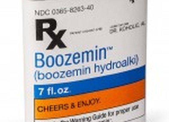 The Doctor's Prescription Flask