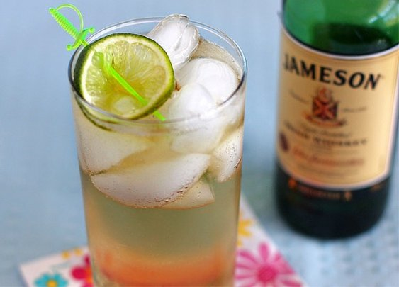 Mad Men Week: Jameson and Ginger | Ezra Pound Cake