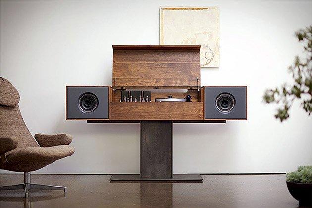 Symbol Record Console | Uncrate