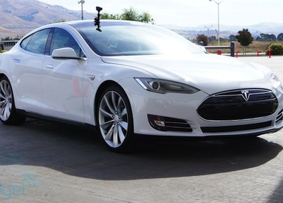 Tesla CEO tweets that crash testing is complete, Model S production ready to roll -- Engadget