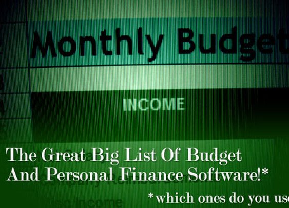 The Great Big List Of 75 Budgeting Tools, Finance Softwares And Iphone Money Apps