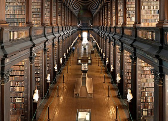15 Spectacular Libraries in Europe