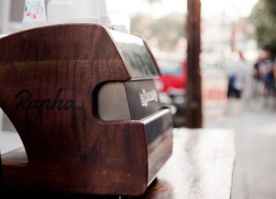 beautiful espresso machine