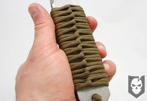 Knot of the Week: Strider Knife Paracord Wrap