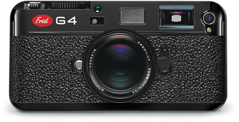 Re/Cover iPhone 4 Camera Case
