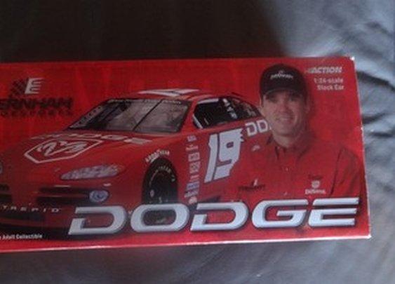 Action Dodge #19 Stock Car Nascar Ray Evernham Countdown 2001 Daytona Replica   eBay