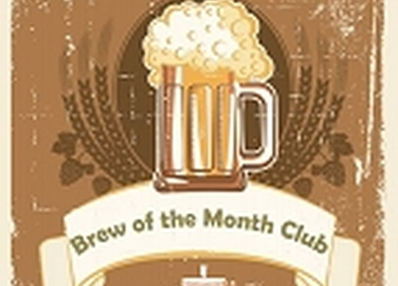 Brew of the Month Club (w/ Brewing Kit)