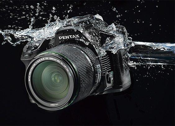 Pentax K-30 (Weather resistant)