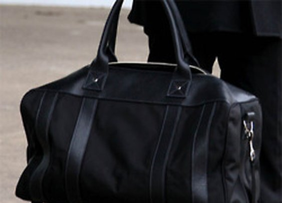 Blue Claw Co. - The Worton Weekender 00 Agent Edition