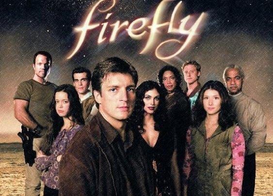 """Joss Whedon's """"Firefly"""""""