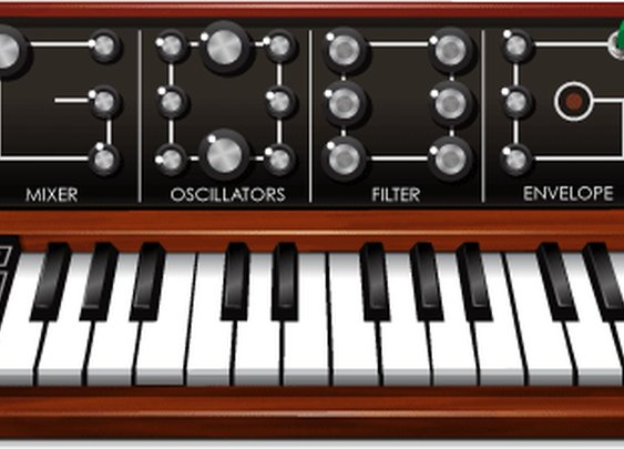 Google - Robert Moog's 78th Birthday