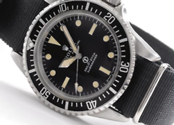 Rolex - Military Submariner