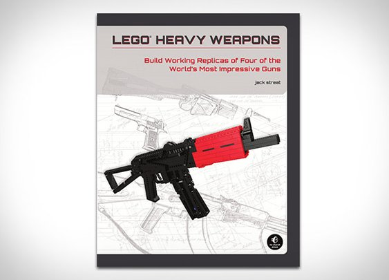LEGO Heavy Weapons | Uncrate