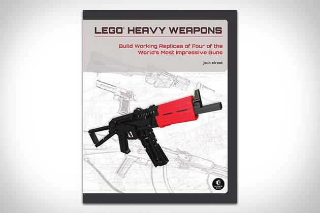 LEGO Heavy Weapons | Uncrate