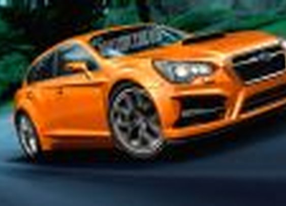 Next-Gen Subaru WRX Prototype Revealed