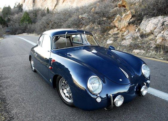 1953 Porsche 356 Outlaw.