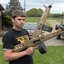 FPSRussia - AA-12 Fully Automatic Shotgun!!! - YouTube