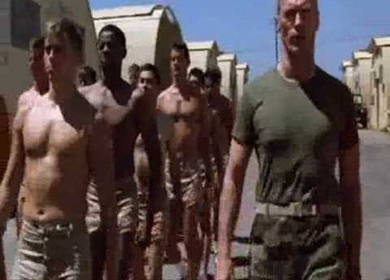 Heartbreak Ridge - Gunny Highway [NSFW]
