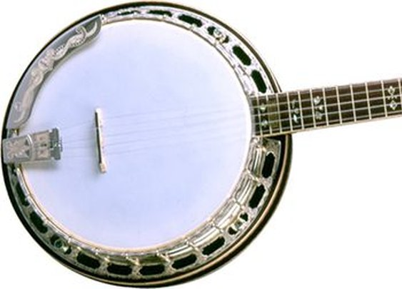 "Gibson ""The Super Earl"" Banjo"
