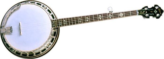 "Gibson ""The Super Earl"" Banjo"