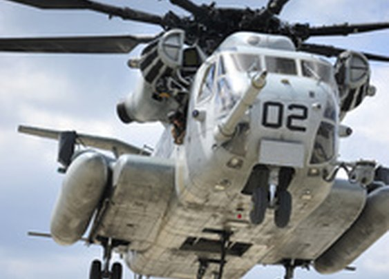 Giant Helicopter About to Lift a Humvee—AKA Sometimes the Military Looks Like a Helluva Fun