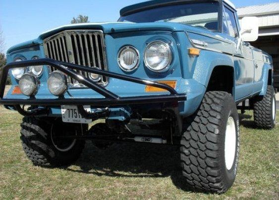 1971 Jeep J4000 Gladiator 4x4