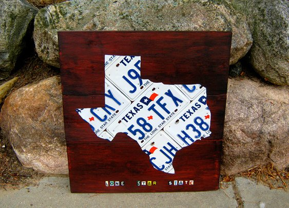 Texas Artwork
