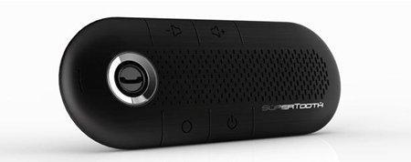 SuperTooth Crystal Bluetooth speakerphone