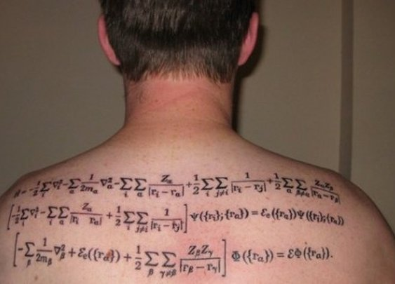 The 11 Geekiest Tattoos Ever Inked - Mental Floss
