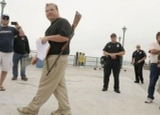 Cops in California Confiscate Firearm From 'Open Carry' Activist - Gun News at Guns.com