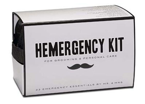 Emergency Kit For Him