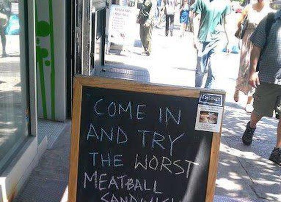 Gotta love the NYC attitude.