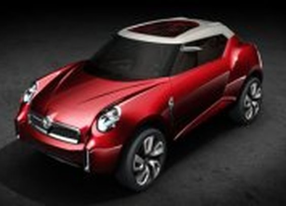 MG ICON CONCEPT - Models - MG Motor UK Ltd