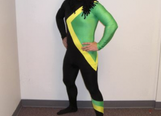 You Gotta Buy This Jamaican Bobsled Uniform